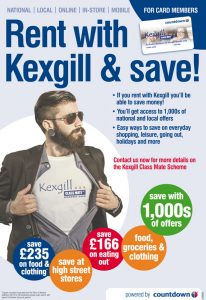 Rent with Kexgill & Save