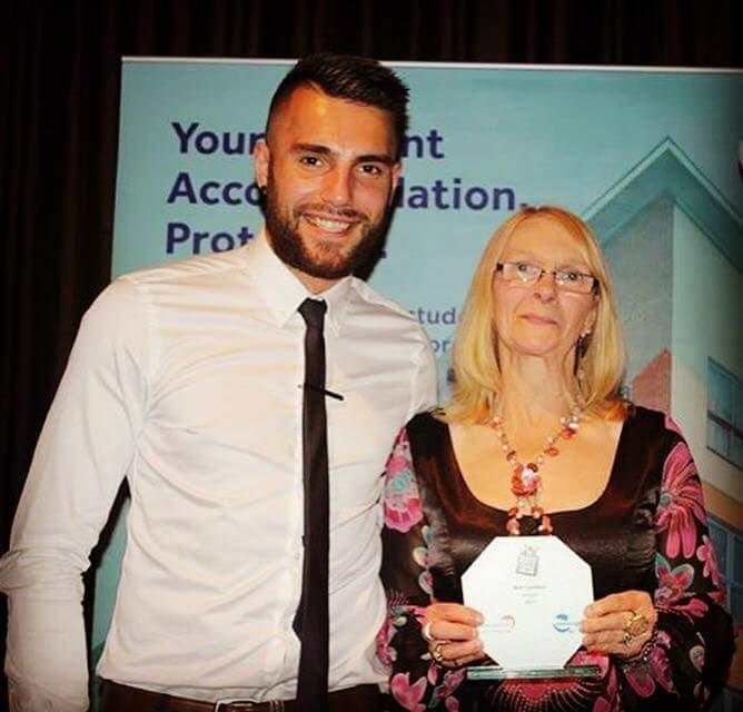 Student Accommodation in Salford - Award Winner