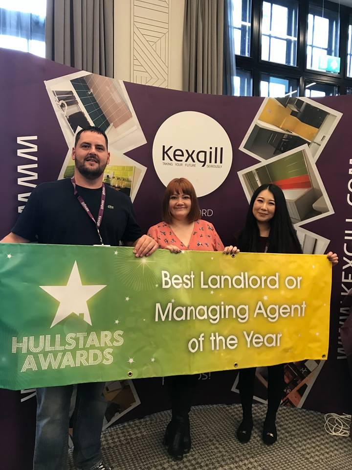 Kexgill Salford Award Winning Student Houses