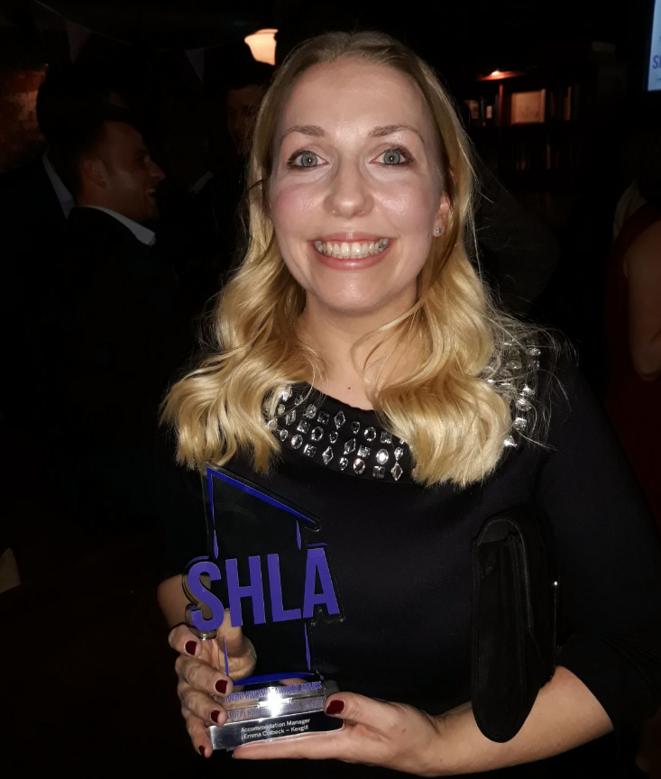 SHLA Award Winners