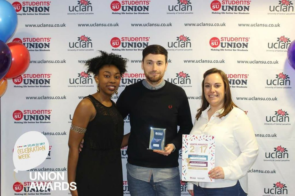 Student Union Awards Salford by Kexgill