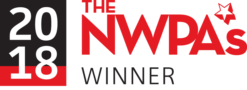 2018 THE NWPAS winner